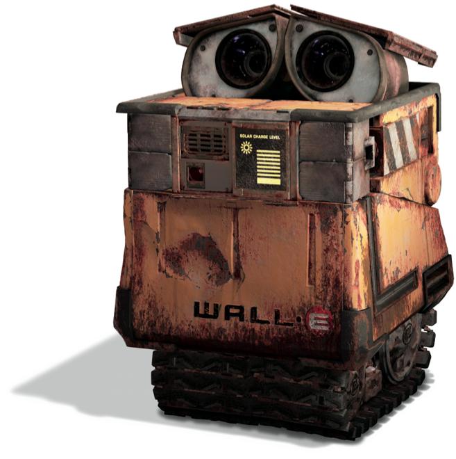 Walle's Eyes